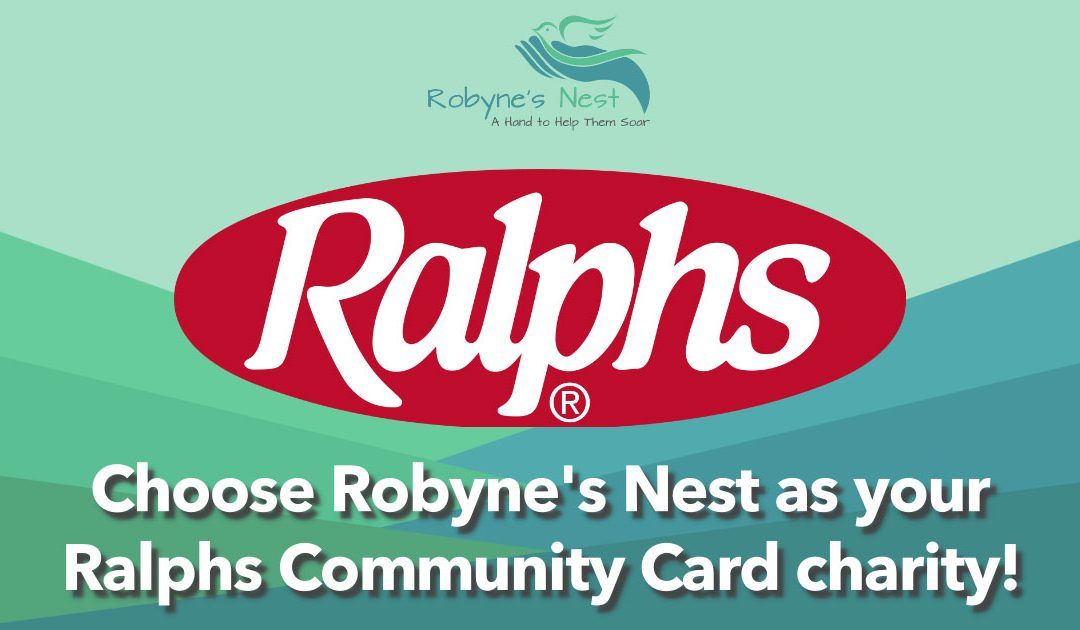 Ralph's Rewards Donations